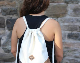 "Gymnastic bag Gym Bag ""geometric"""