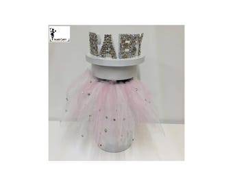 Personalised Baby Shower Post Box