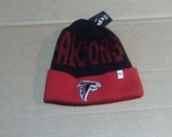 Atlanta Falcons Knit Winter Hat