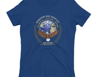 Migratory Bird Treaty Act Women's t-shirt