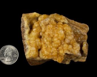 Chalcedony, Golden