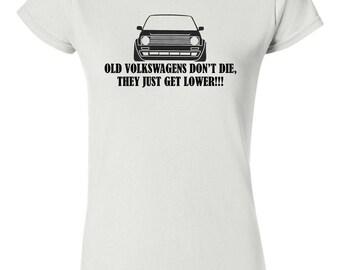 VW Golf 1 Cabrio voor Dames en Heren
