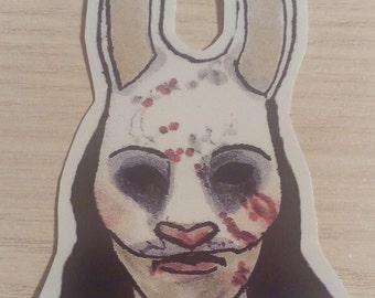 The huntress sticker