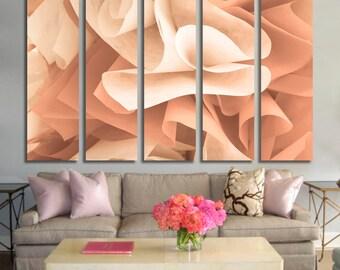 Gold Rose Wall Art 468