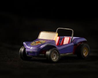 "14"" x 20"" Photograph of Vintage Matchbox Car"