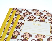 Baby Monkey Notebooks - J...