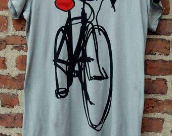 Bike love for T shirt printing lakewood ohio