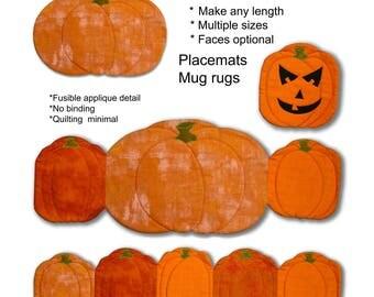 Pumpkins! Pattern Downloadable PDF