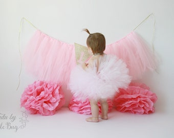 First Birthday Outfit Girl Tutu, Tulle Skirt, Tutu Dress Skirt, 1st Birthday Tutu Outfit Girl, Baby Tutu, Baby Girl Tutu, Baby Shower Gift