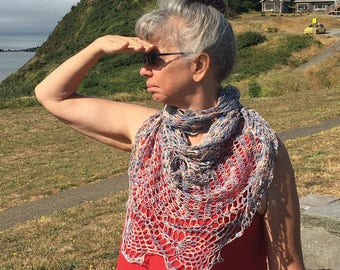 Budling Scarf Pattern