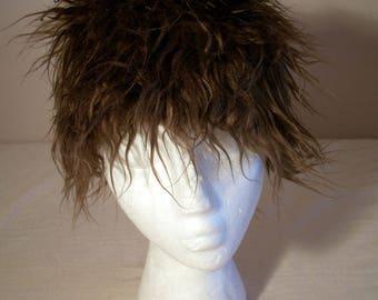 Shag Fur Monster Hat