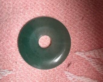 40mm jade donut