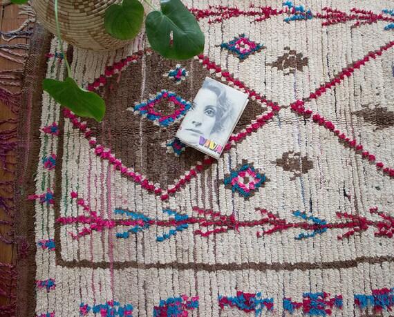 Moroccan Azilal Rug No 1