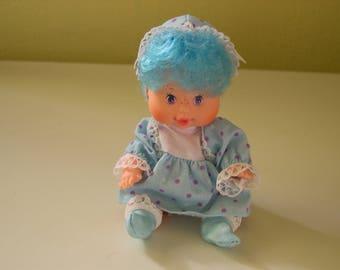Vintage Strawberry Shortcake Blueberry Muffin Berry Baby 1984