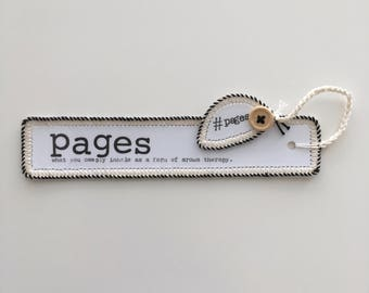 pages bookmark