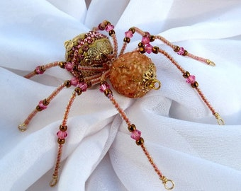 Christmas Spider Ornament Folk Legend of Tinsel and Garland