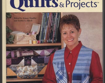 Quick-to-Stitch Weekend Quilts & Projects - TIB12498