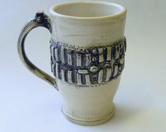 Tall Circuit Board Mug