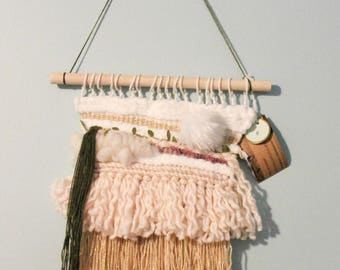 Woven Wall Hanging N. 3