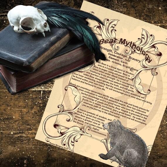 Bear Mythology