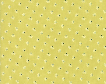 "Coney Island Limesicle, END Of BOLT 39"" x 44/45"", by Fig Tree & Co of Moda Fabrics, 20283 17"