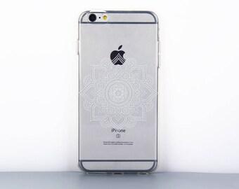 iPhone 6 plus soft case Clear iPhone 7 plus case iPhone SE cover - TSW6P019