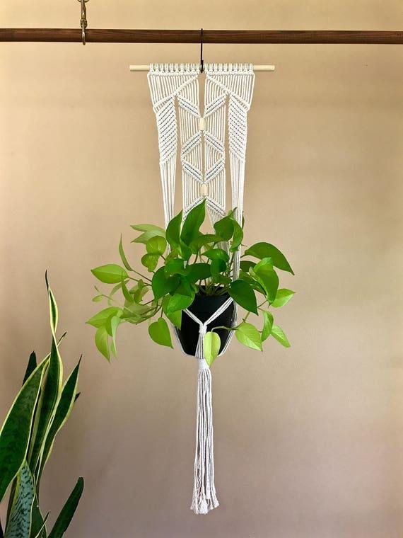 XX Macrame Plant Hanger
