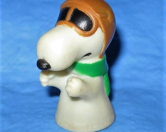 Snoopy Red Baron from 1965 Snoopy Red Baron Dog House Car Toy