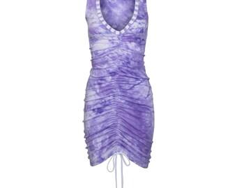 Studded Cinch Dress