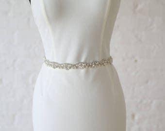 "Jaxie ""Adeline"" Bridal Belt"