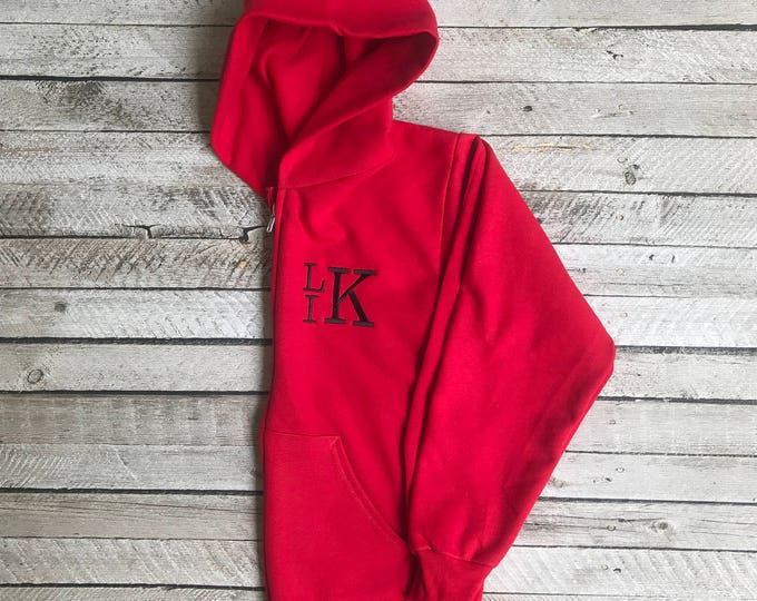 Monogrammed Hoodies, Monogrammed Jacket, Monogram Hoodie, Monogrammed Jacket, Bridesmaid Gift, Kids, Womens, Plus Size Clothing