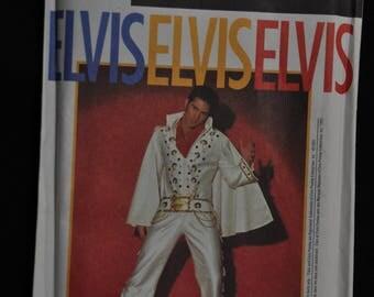 Elvis Costume - Sizes 34-38 - UNCUT - Simplicity 8651