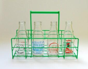 Vintage Bottle Carrier