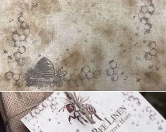 Prim Bee 30 ct Linen