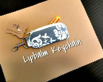 Lip Balm Keychain