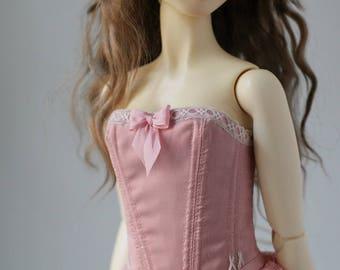 Pink BDJ corset for SD13 Girl