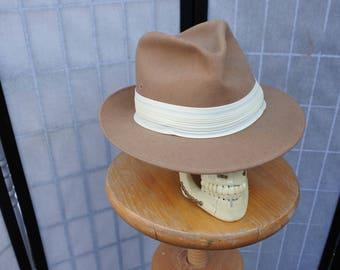 Explorer's Fedora, Adventurer Hat, XL