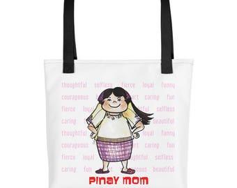 Philippines Mom / Nanay / Tote bag