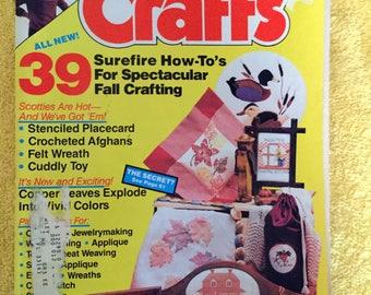 Crafts Magazine 1985