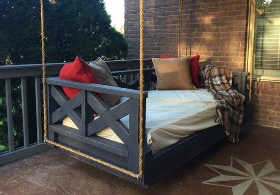 Custom Ridgidbuilt Twin Size Bed Swing Daybed