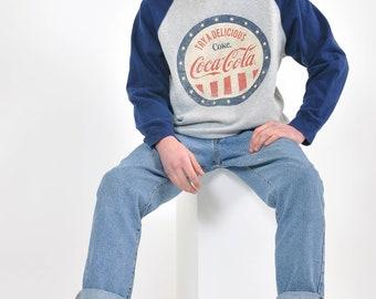 Vintage 90s CocaCola sweatshirt