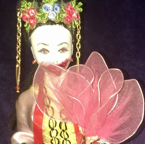 Shoku Jin Ki Original Undead Jealous Human Eating Ghost Female Japanese Ghoul Biohazard Baby