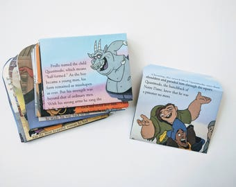 The Hunchback of Notre Dame Envelopes Stationary Set 10