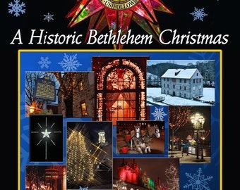 A Historic Bethlehem Christmas DVD