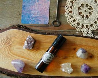 Custom Essential Oil Blend Perfume - Self Care Essential Oil Roller Bottle Blends - Don't Compare