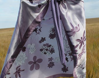Cape FREE Shipping - Floral Design
