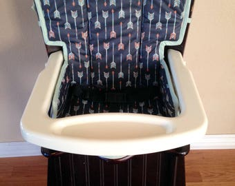 Wooden High Chair Cover