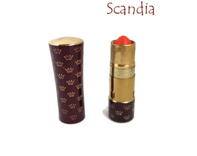 Vintage Scandia Lipstick | Secret Touch Cosmetics | Pink Honey Lipstick