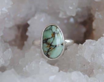 Sterling Silver 7 Dwarfs Ring (size 7.5), 7 Dwarfs Jewelry