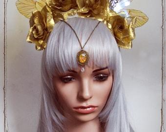 "Fairy Headdress ""Pixie"""